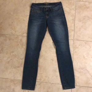Lucky brand jeans -Lolita skinny